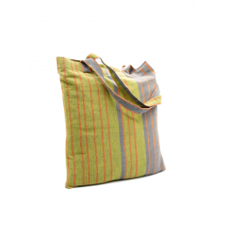 Faso Danfani Tote Bag in organic cotton and dyes - Asseta