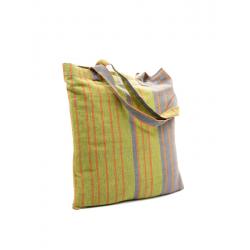 Faso Danfani Tote Bag in organic cotton and dyes - Asseta