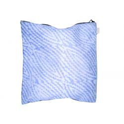 """Waterproof Lingerie Bag   """"Lavender Waves"""""""