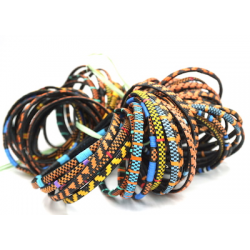 Smile Bracelets - Orange Mix
