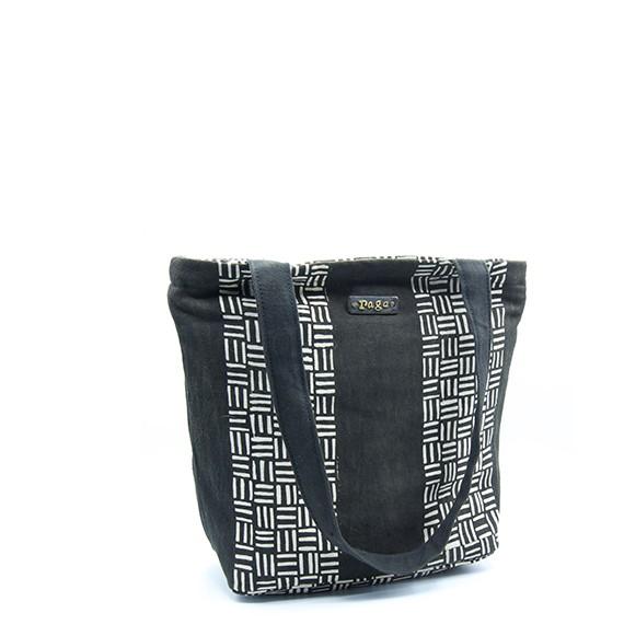 "Bogolan Handbag ""Laafi""  (cotton bio & teintures végétales)"