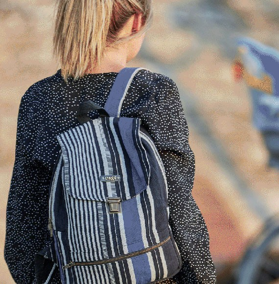"Backpack Faso Danfani  ""Clarisse"""