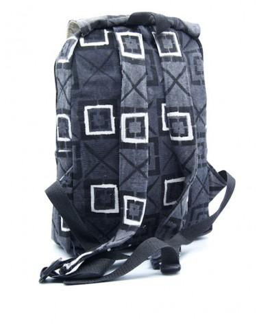 """Backpack Bogolan """"Bonheur"""""""