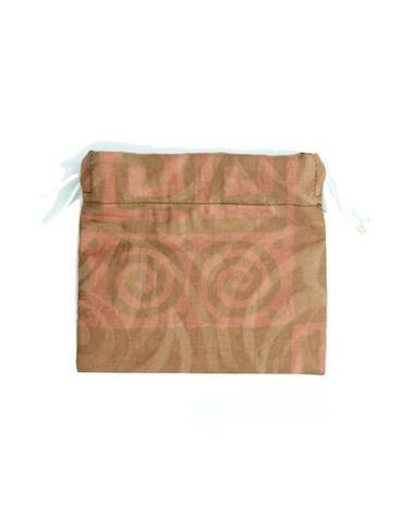 "Organic Waterproof Soap Case ""Nonglem"""