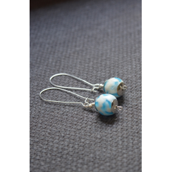 Glass Earrings -  Milfleuri