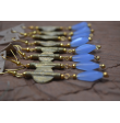 Boucles - Bronze Teardrop